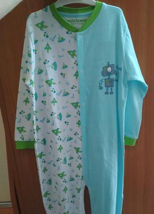 Слип пижама на мальчика voltereta