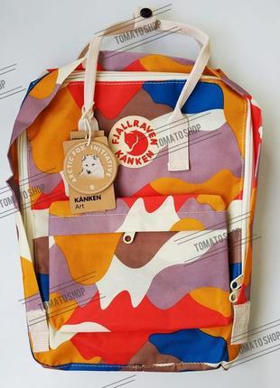Fjallraven kanken сlassic 16l рюкзак сумка канкен портфель топ якість