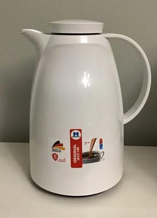 Термос кувшин made in germany  для чая и кофе 2 литра