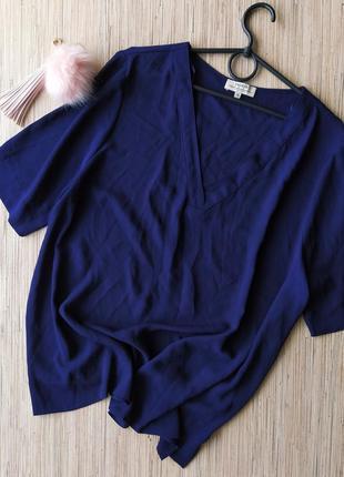 Стильная шифоновая блуза футболка