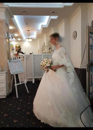 Куплю свадебное платье белая церковь