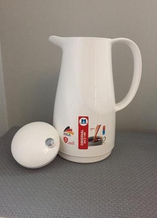 Термос-кувшин  made in germany bonita  для чая и кофе 1 литра