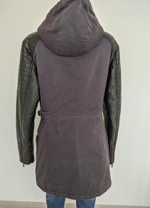 🔥🔥🔥длинная приталенная зимняя куртка ostin l5 фото