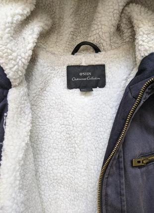 🔥🔥🔥длинная приталенная зимняя куртка ostin l7 фото