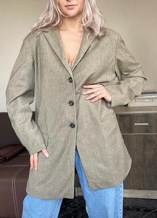 Шерстяное пальто jil sander оригинал