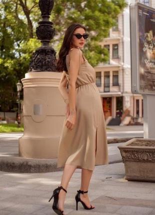 Платье легкое летнее женское