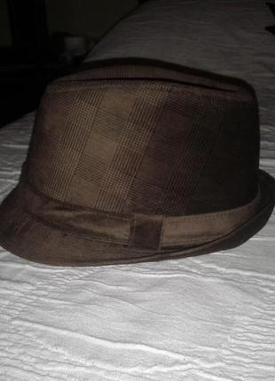Шляпа челентанка, ( zara )