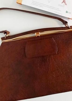 Кожаная сумочка sable leathergoods