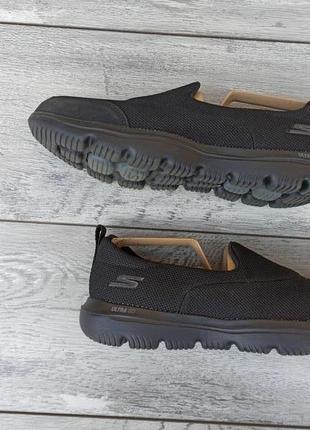 Skechers женские летние кроссовки оригинал черные летняя распродажа!
