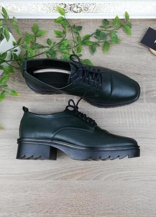 🌿39🌿европа🇪🇺 zara. безупречные фирменные туфли