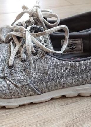 Мягкие кеды кроссовки туфли летние мокасины