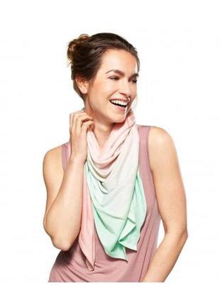 Шикарный шарф платок от tcm tchibo