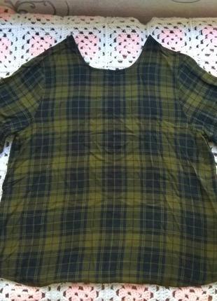 Стильная женская блузка m&s