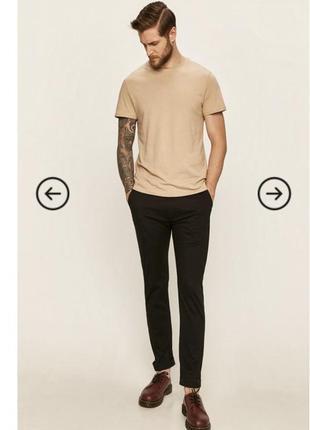 Levis джинсы чёрные брюки-чино