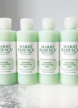 Mario badescu enzyme cleansing gelгель для умывания.