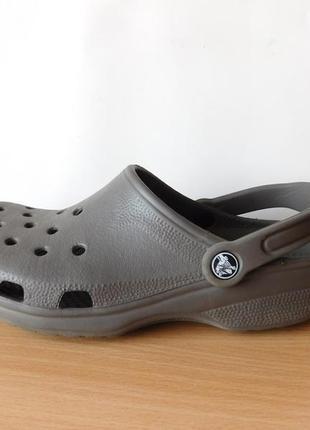 Кроксы crocs 38-39 р. стелька 25,2 см