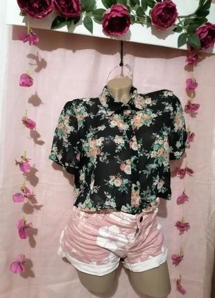 Рубашка,распашонка,топ. hearts & bows