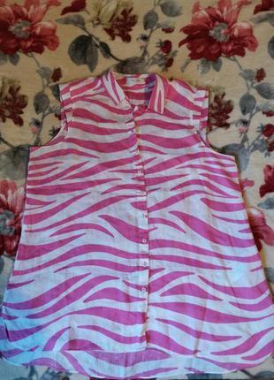 Блуза без рукавов gerry weber
