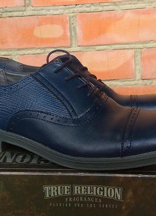 Calvin klein туфли кожаные оригинал (44)