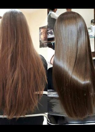 Ботокс для волос 'делай сама дома' италия seven touch botulin intensive treatment