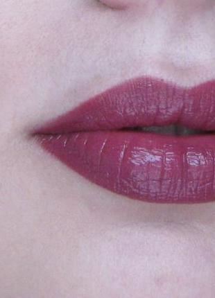 Помада clarins joli rouge 744 soft plum