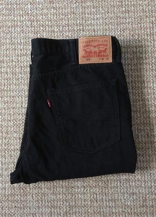 Levi's slim fit джинсы оригинал (w38 l36)