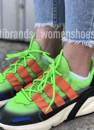 Кроссовки adidas lxcon новые оригинал размер 39,402 фото