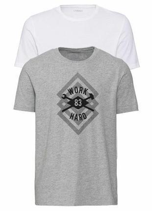 Набор из 2-х футболок (германия)