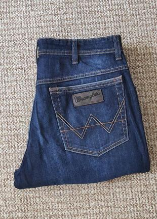 Wrangler texas stretch джинсы оригинал (w36 l34)