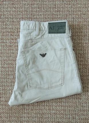 Armani jeans j45 regular джинсы оригинал (w34 l34)
