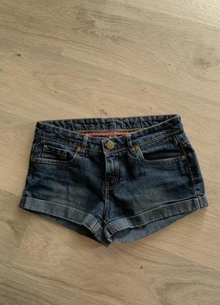 Джинсовые шорты, женские шорты, короткие шорты