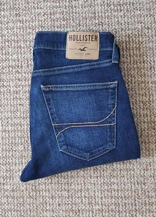 Hollister джинсы skinny оригинал (w31 l30)