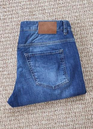 Hugo boss stretch джинсы легенькие оригинал (w34 l30)