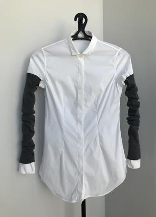 Rivamonti рубашка оригинал италия, не fabiana filippi x cos x brunello cucinelli