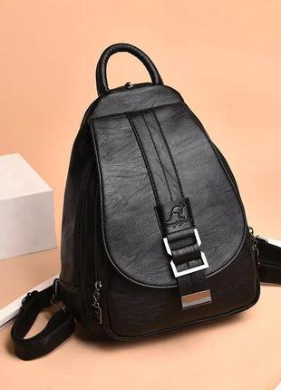Женский рюкзак/сумка эко кожа.