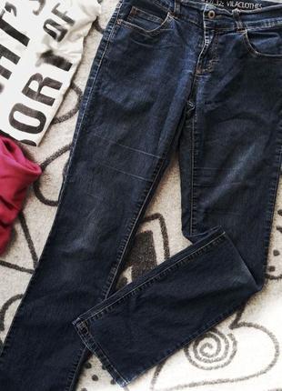 Лёгкие джинсы высокая посадка