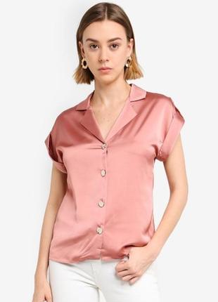 Блузка рубашка на пуговичках river island