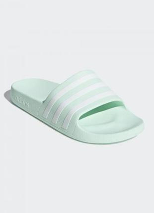 Женские шлепанцы тапки adidas adilette оригинал f35535