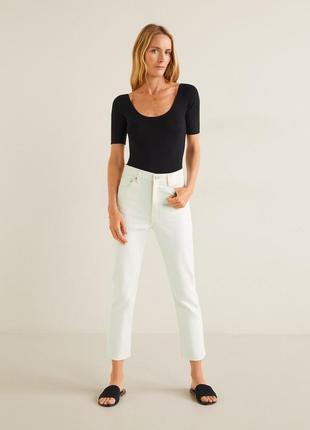 Трендові mom jeans від mango