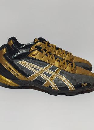 Asics оригинал бутсы кроссовки для футбола спорта размер 44