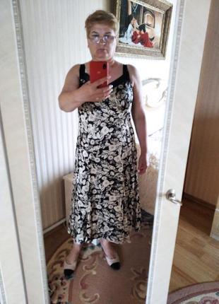 Платье,сарафан новый gerri weberr