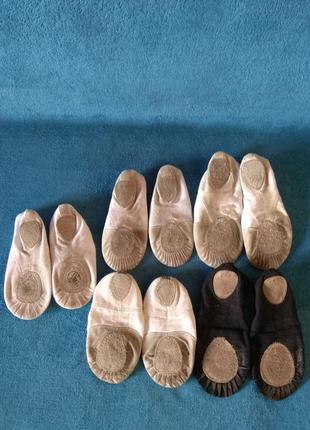 Балетки для танцев2 фото