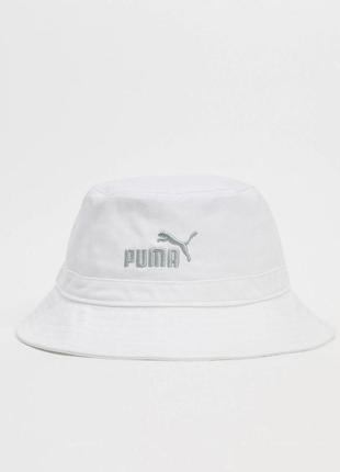 Панама белая puma