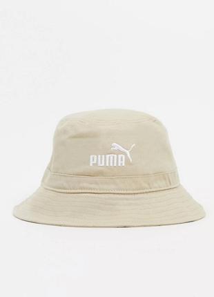 Панама бежевая puma