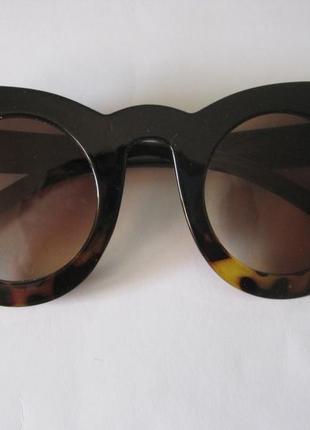 20 ультрамодные солнцезащитные очки кошачий глаз