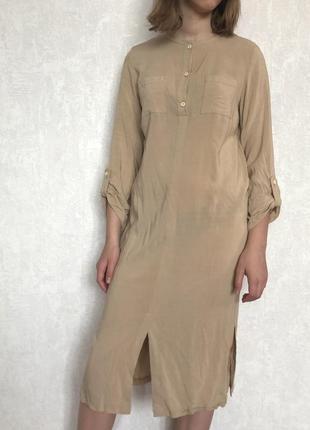 Лёгкое платье vovk в стиле zara pull&bear