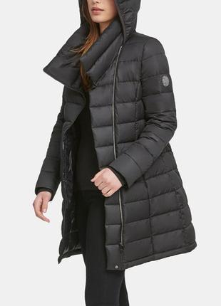 Пальто куртка dkny оригинал пуховик