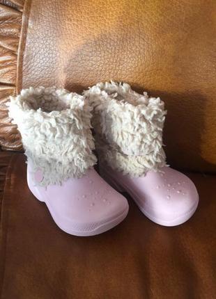 Сапоги ботинки резиновые сапоги crocs