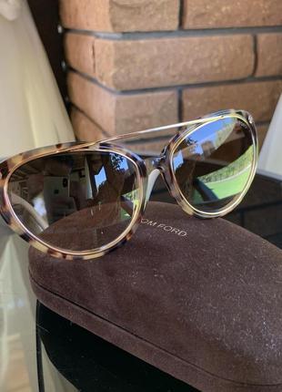 Оригинальные очки tom ford
