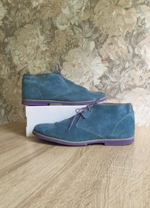 Frank wright 43 р кожна туфлі кеди ботинки туфли